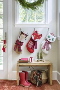 9 Diy Christmas Stocking Ideas