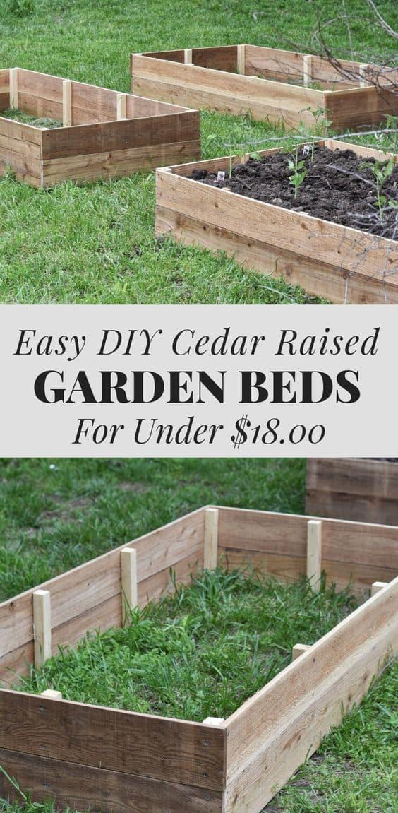 10 Diy Outdoor Garden-diy Ideas To Do When Bored