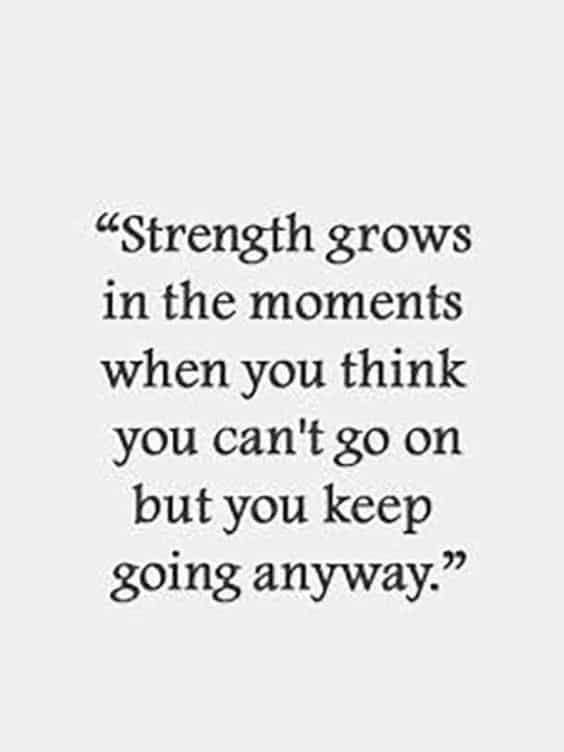 18 Strength Comes From Quotes-deep And Inspiring Quotes